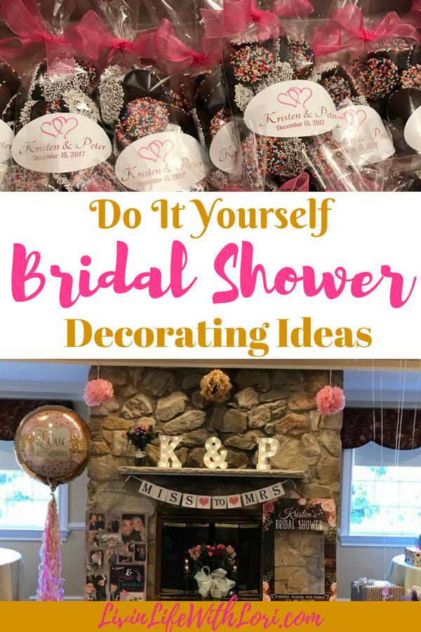 Bridal Shower Decorating Ideas