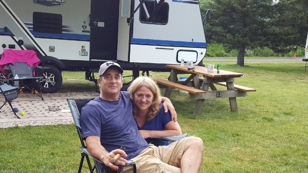 Our First Camping Trip with our Travel Trailer