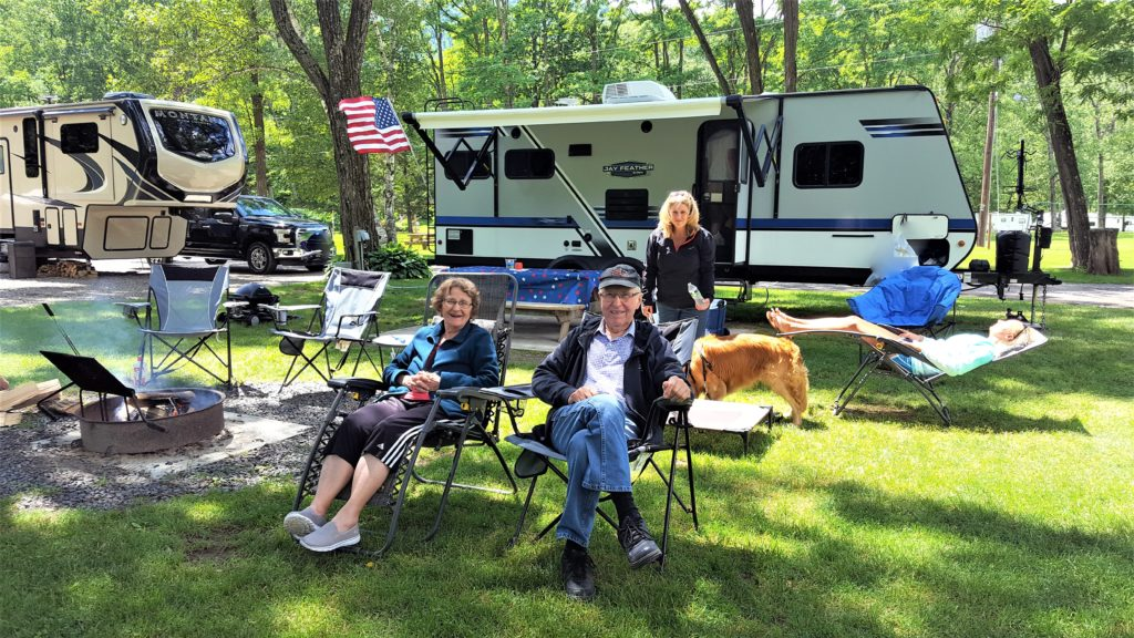 Family campers