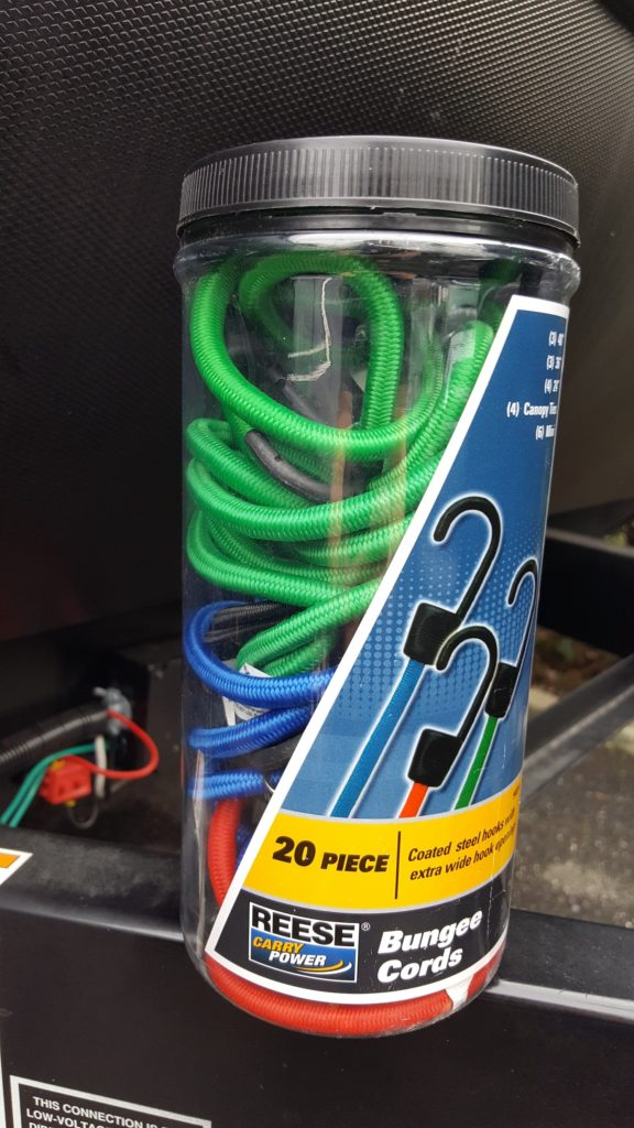 Assortment of Bungee Cords
