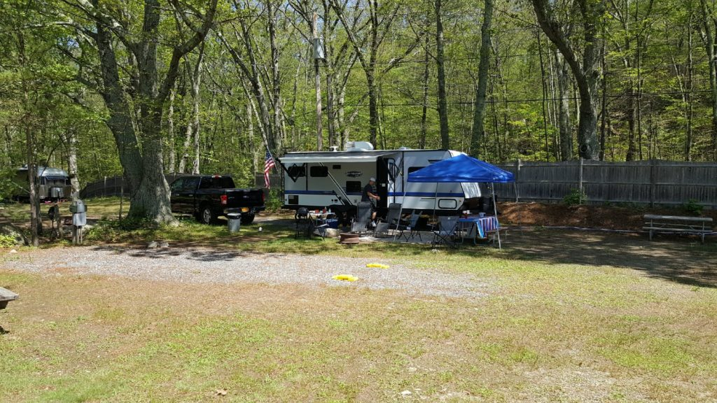 Old Holbrook Place Camping Site