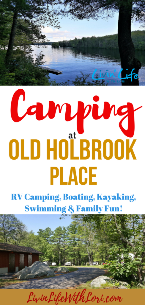 RV Camping at Old Holbrook Place