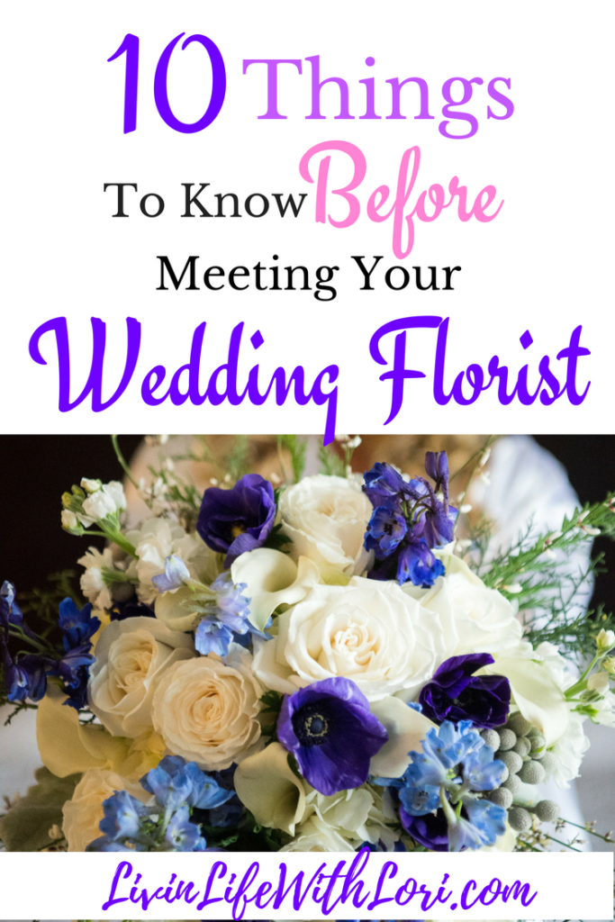 10 Things To Know Before Meeting Your Wedding Florist