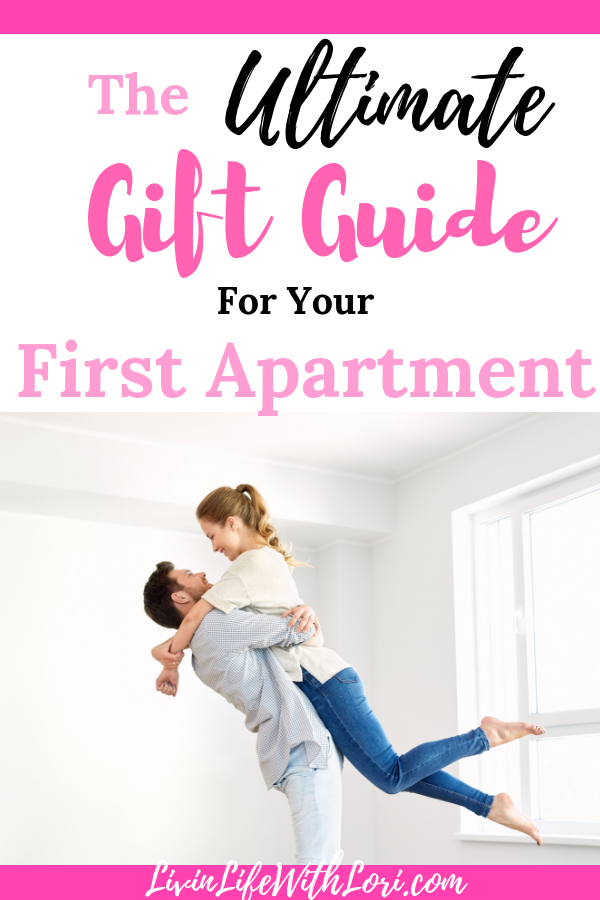 The Ultimate Gift Guide For Your First Apartment
