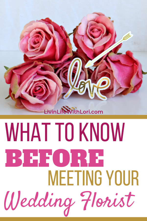 What To Know Before Meeting Your Wedding Florist