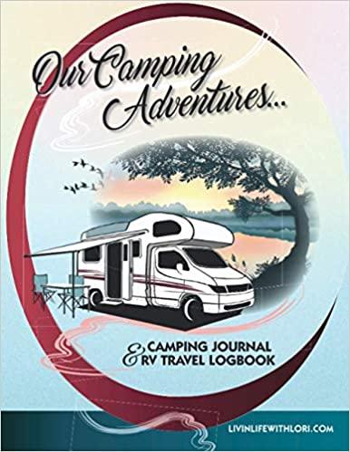 Camping Journal Paperback