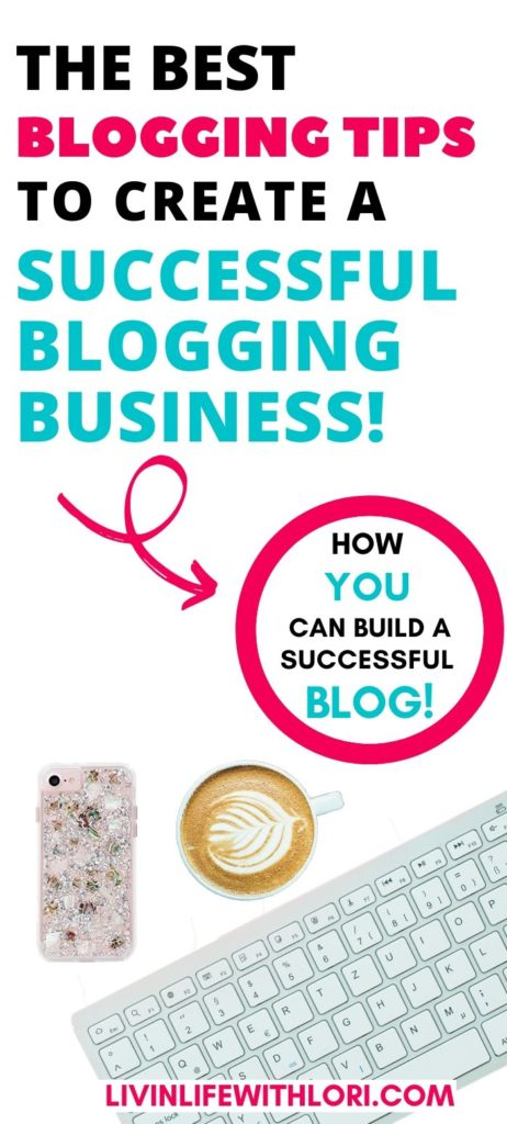 Tips To Build A Successful Blogging Business