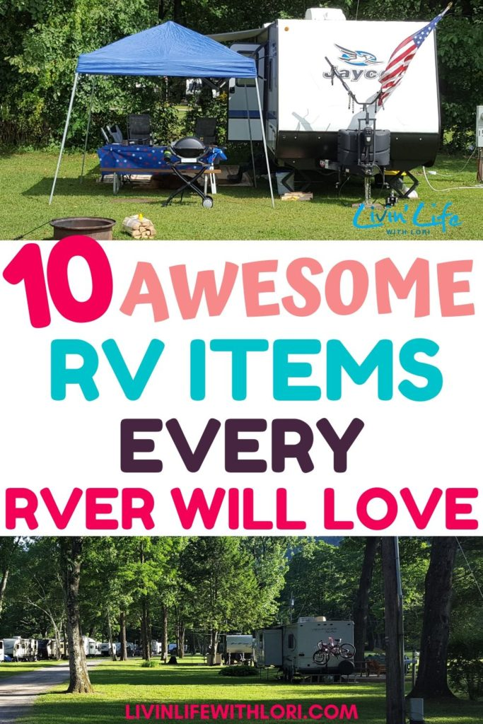 RV Items Every RVer Will Love