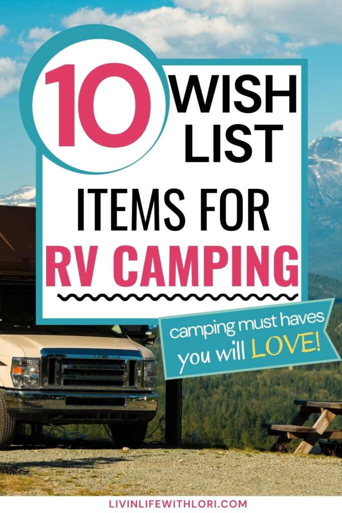 RV Camping Must Have Accessories