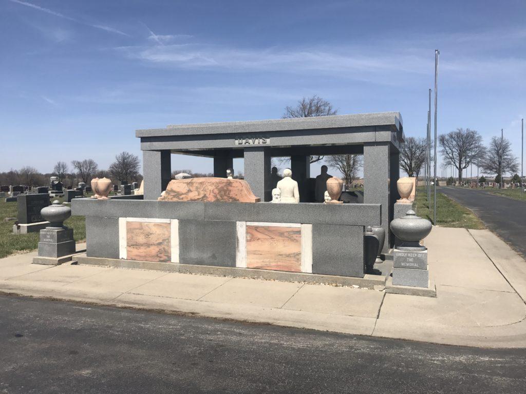 The Davis Memorial