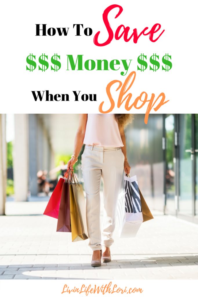 How To Save Money When You Shop