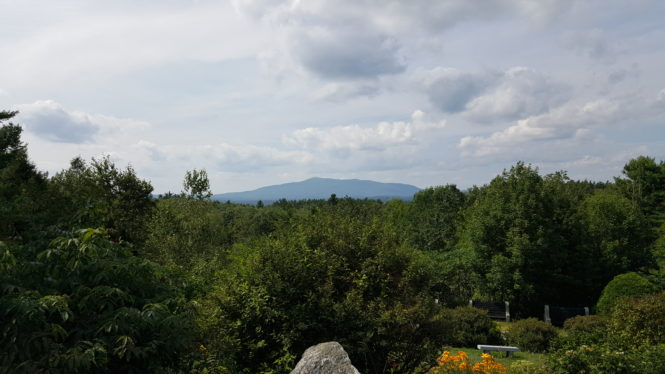 Mt. Monadnock Cathedral of the Pines