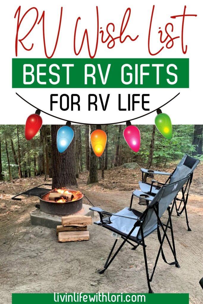 RV Wish List Best RV Gifts