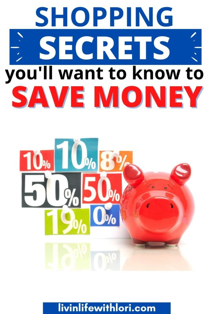 Ways To Save Money While Shopping