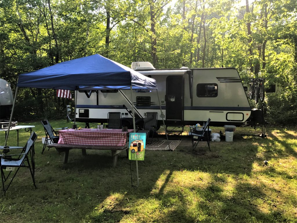 Camping At Sleepy Hollow Campgrounds