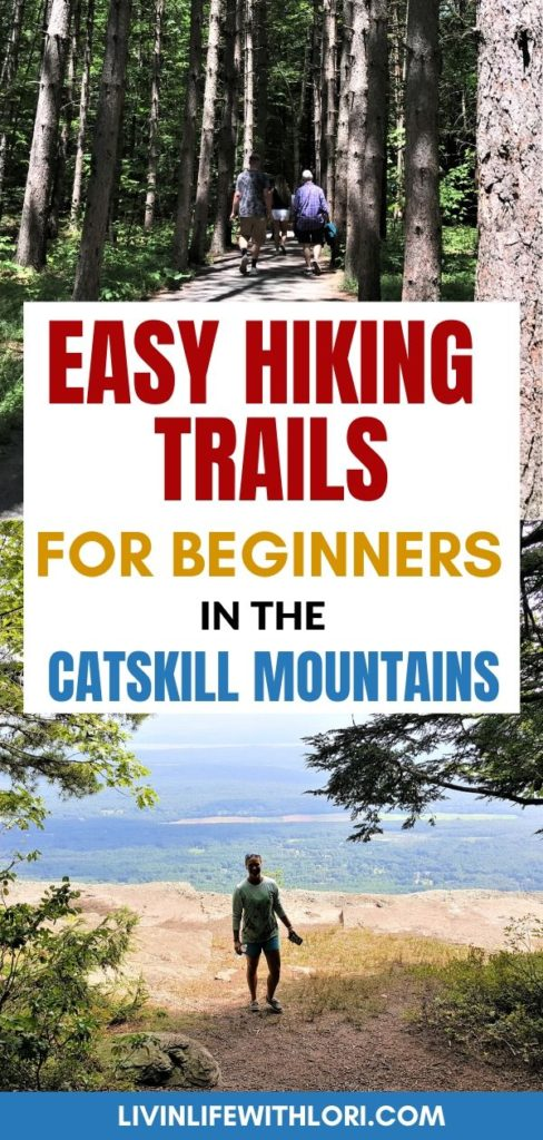 Easy Hiking Trails For Beginners in the Catskill Mountains