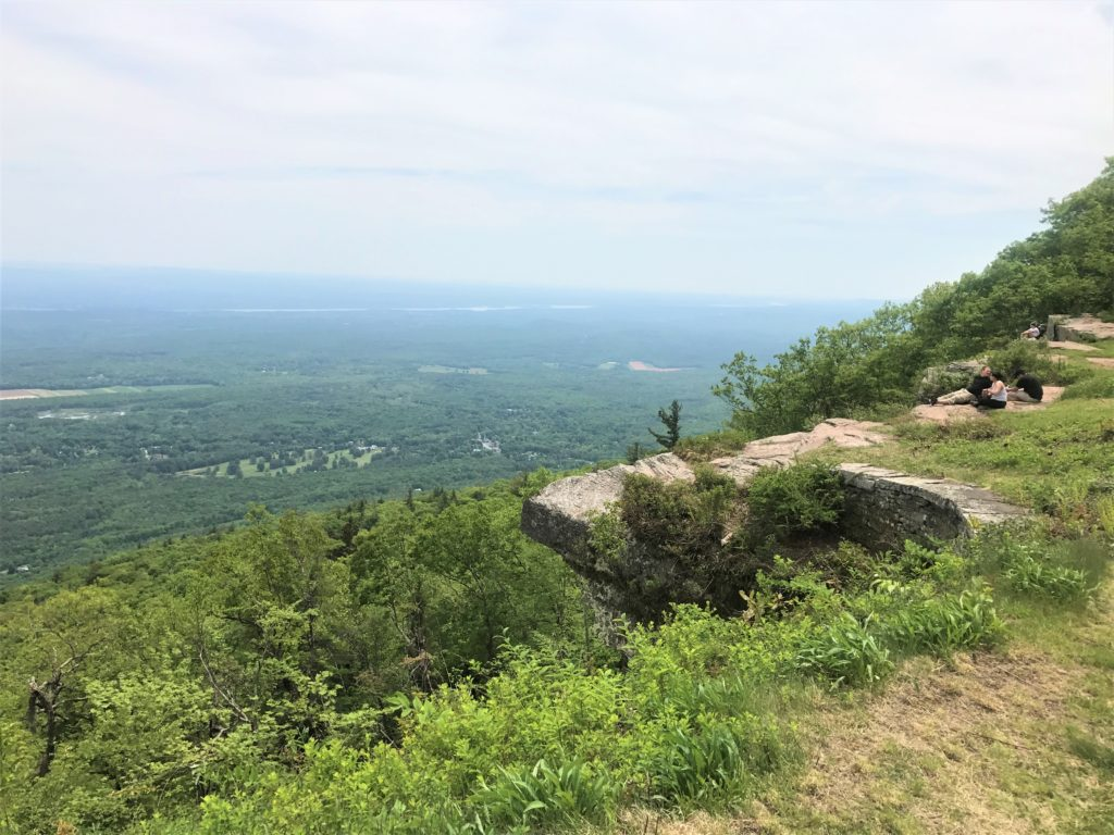 Views from Catskill Mountain House