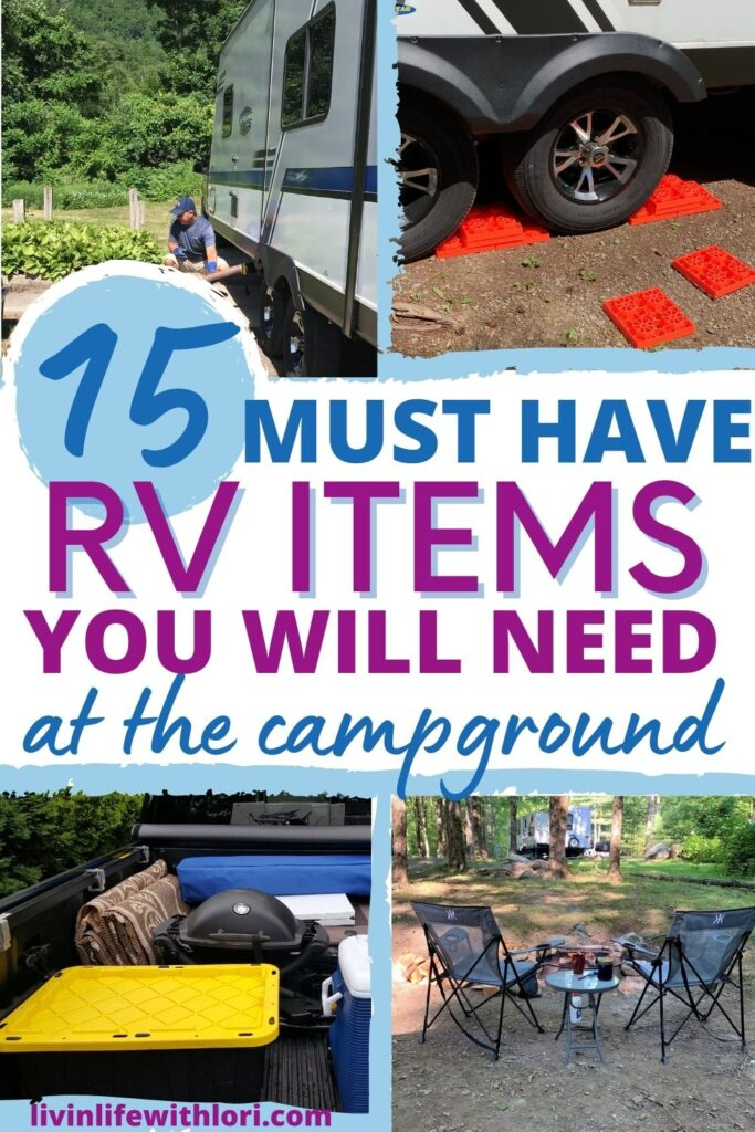 15 RV Must Haves You Will Need At The Campground