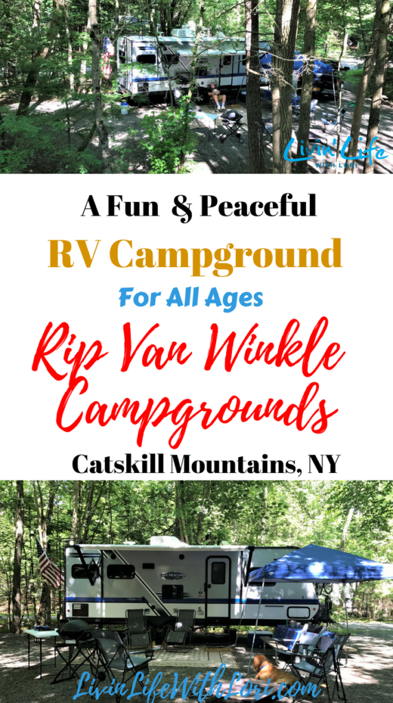A Fun & Peaceful RV Campground For All Ages Rip Van Winkle Campgrounds