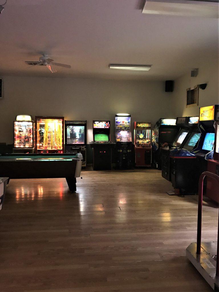 Rip Van Winkle Gameroom