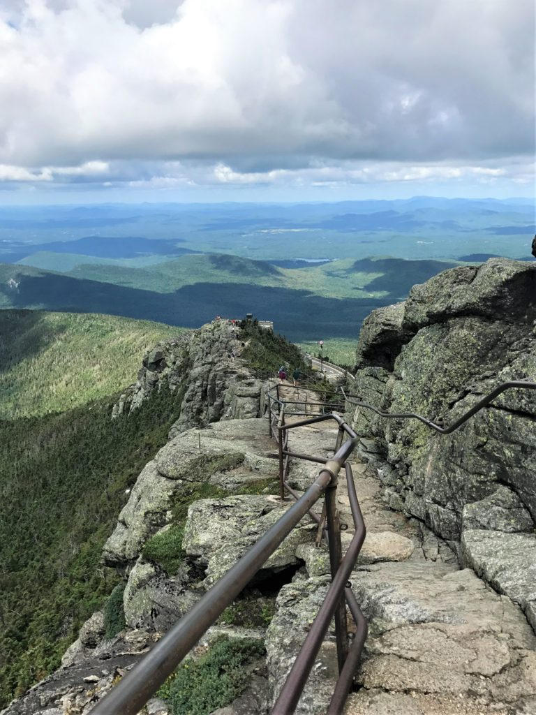 Stairway Ridge Trail Whiteface Mountain