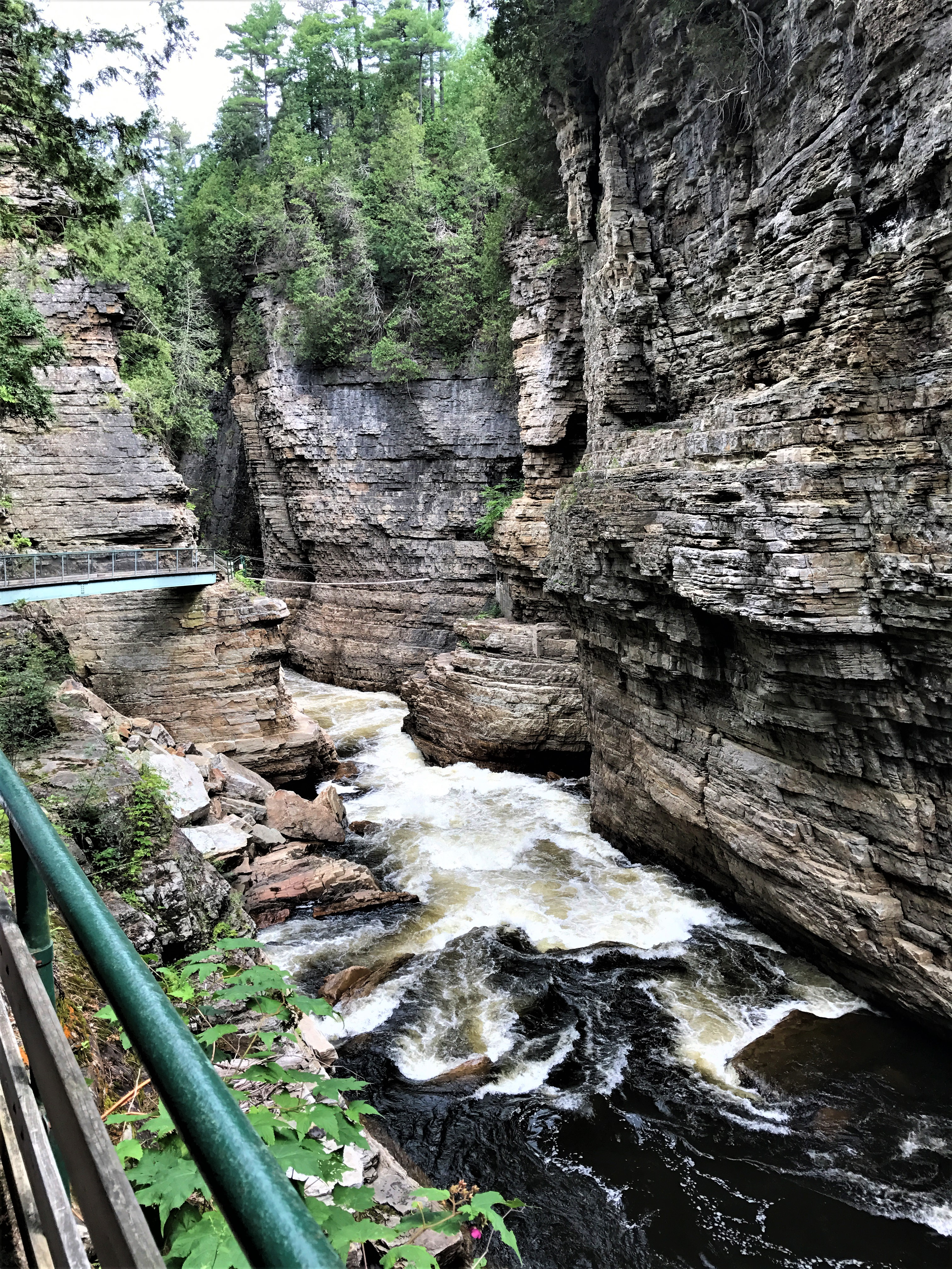 How To Plan An Epic Adventure To Ausable Chasm | Livin' Life
