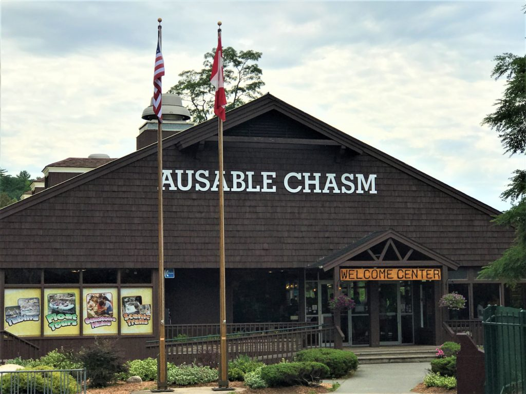 Ausable Chasm Welcome Center