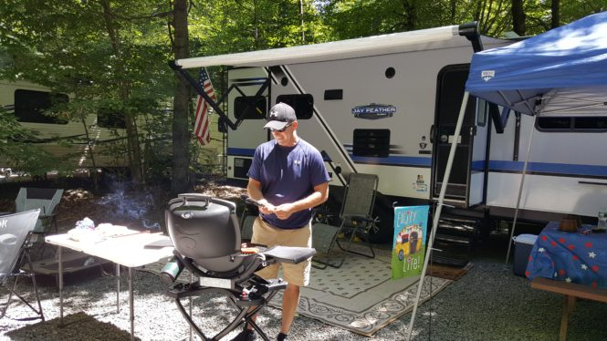 Quick and Easy Meals for RV Camping