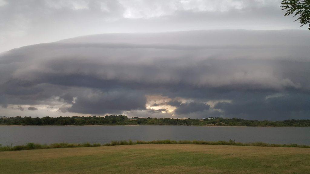 Storm Over Mozingo Lake
