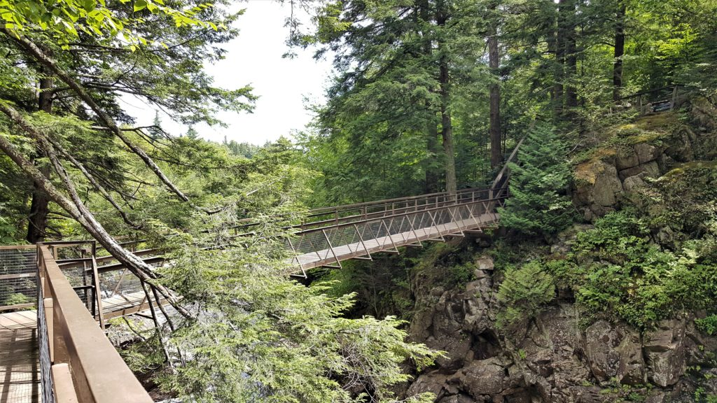 Crossway Over Ausable River