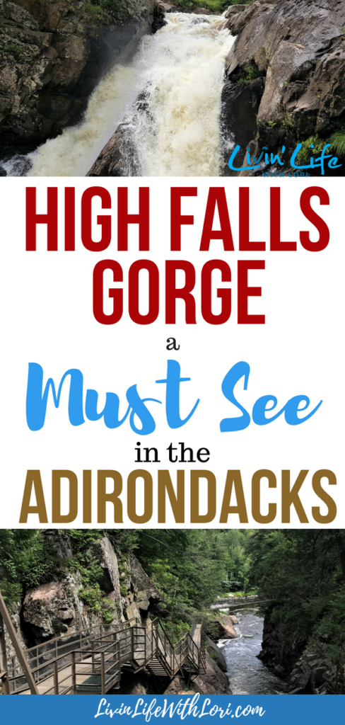 High Falls Gorge A Must See In The Adirondacks