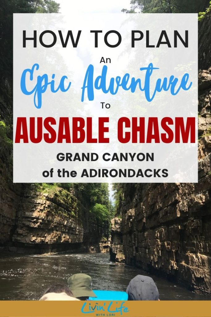 Ausable Chasm Grand Canyon Of The Adirondacks