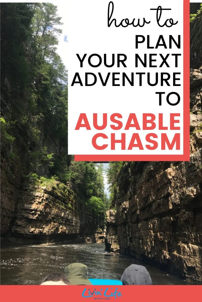Plan An Adventure To Ausable Chasm