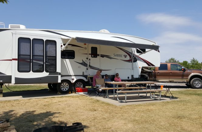 RV Camping in Missouri