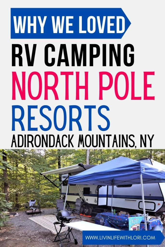 Camping in the Adirondack Mountains