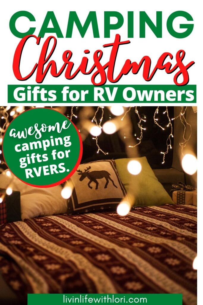 Camping Christmas Gift Ideas For RVers