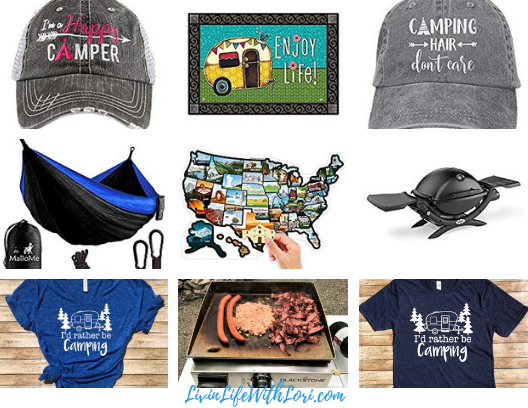 Gift Guide For RV Camping