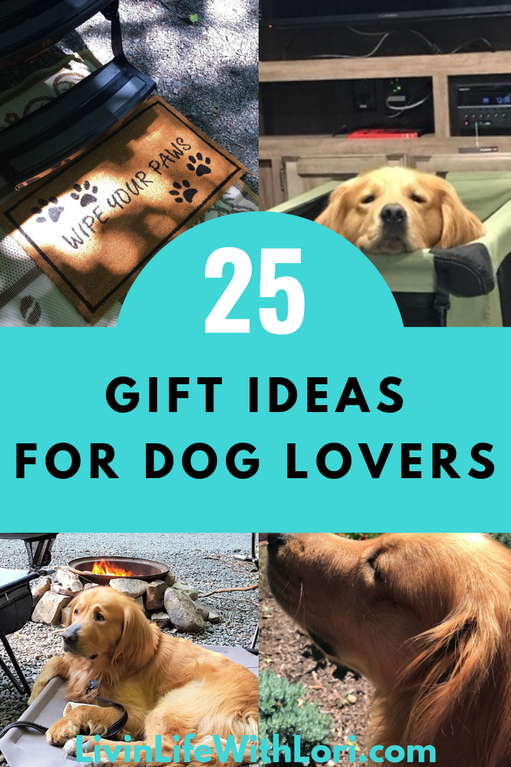 Perfect Gift Ideas For Dog Lovers Livin Life With Lori