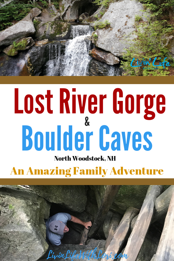 Lost River Gorge & Boulder Caves An Amazing Family Adventure