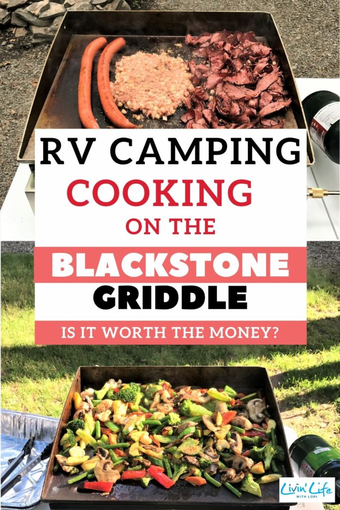 Cooking On The Blackstone Griddle