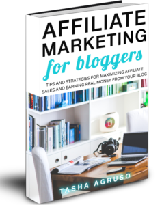 Affiliate Marketing For Bloggers E-book