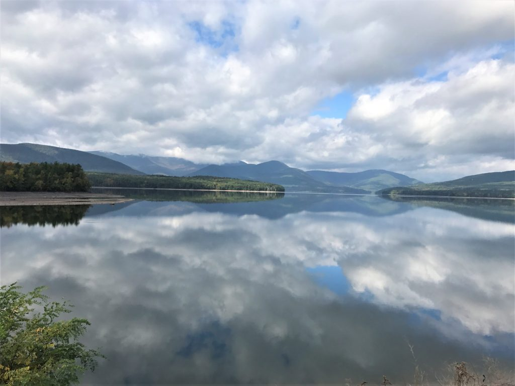 Ashokan Reservoir Catskill Mountains