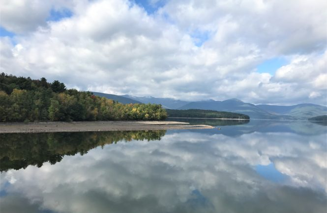 Ashokan Reservoir Fall 2018