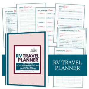 RV Travel Planner