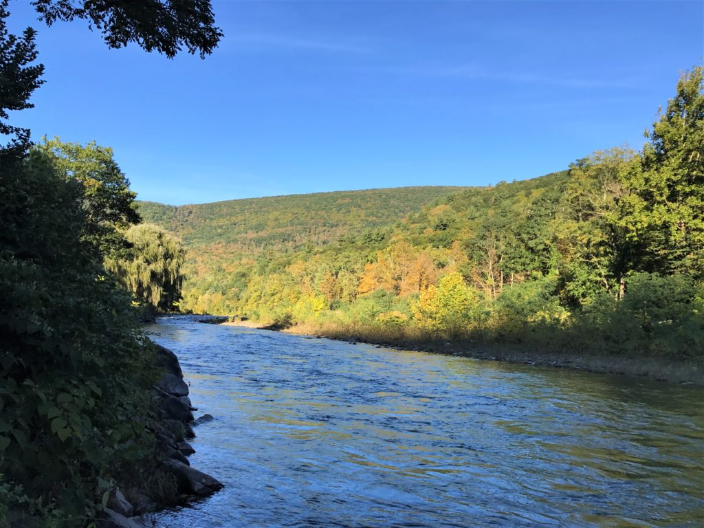 Sleepy Hollow Campgrounds Fall 2018