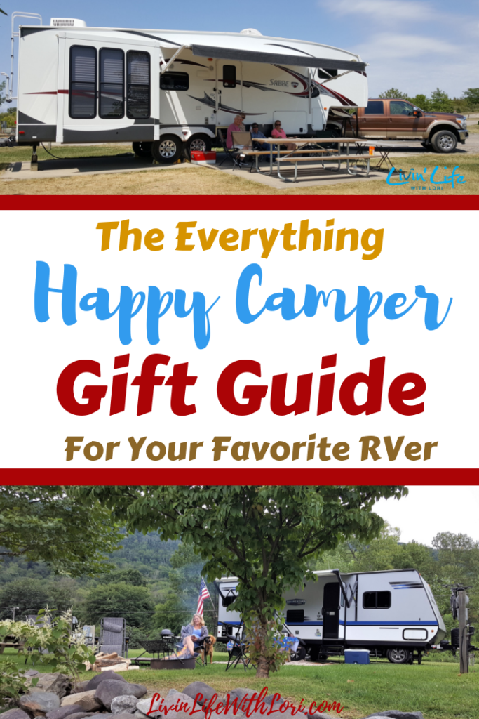The Everything Happy Camper Gift Guide For Your Favorite RVer