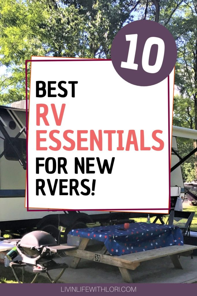 10 Best RV Essentials For New RVers