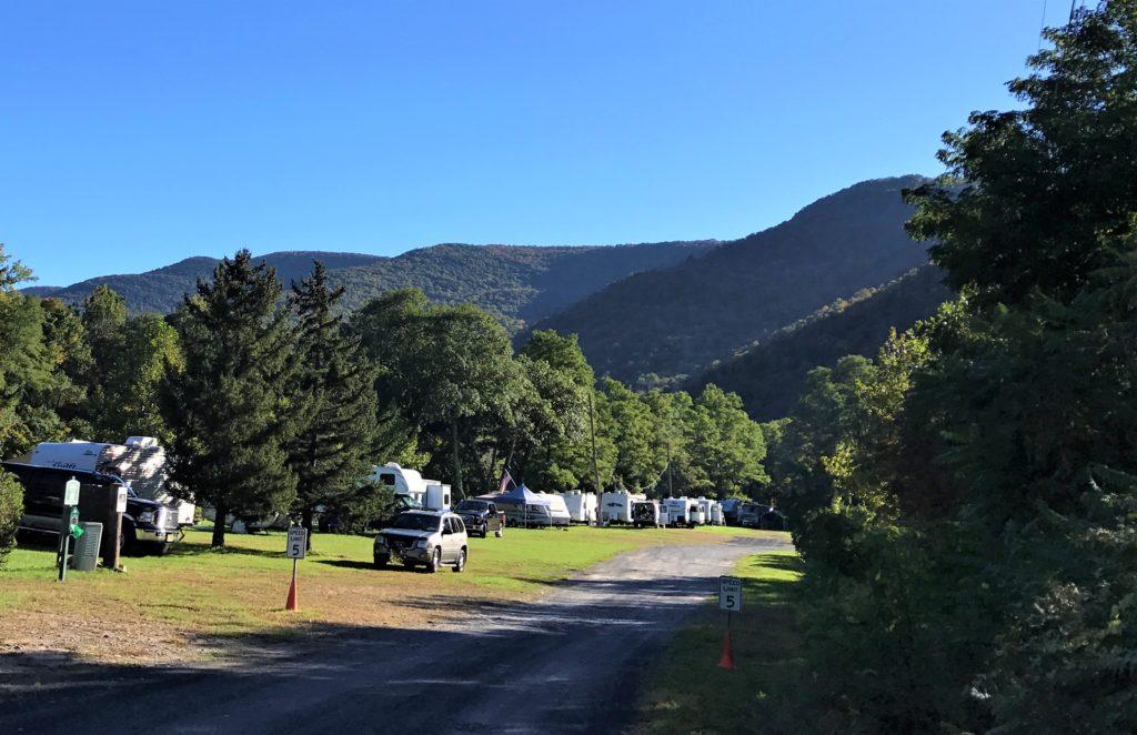Sleepy Hollow Campgrounds - Catskills New York