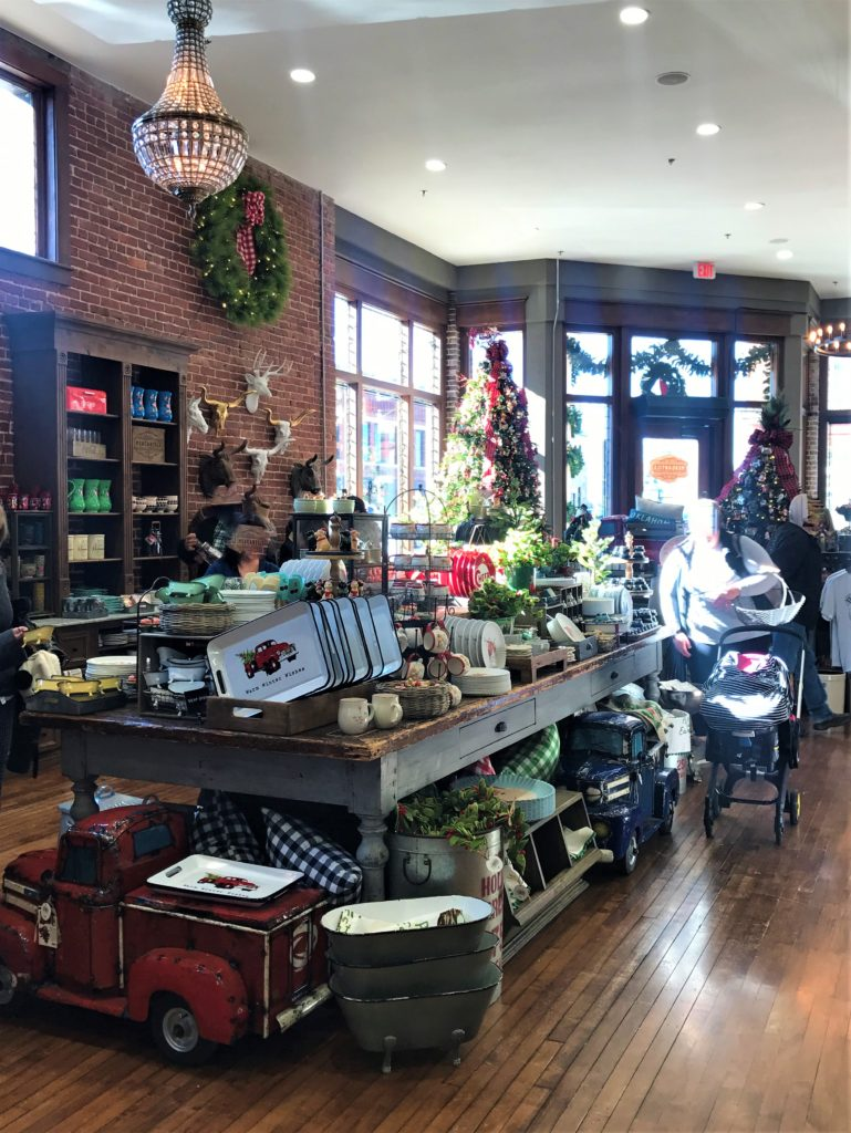 Inside the Pioneer Woman Mercantile