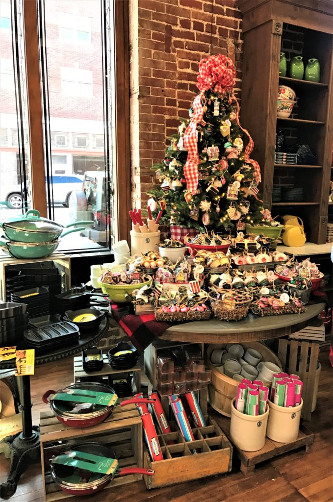 Pioneer Woman Mercantile Decorated For Holidays